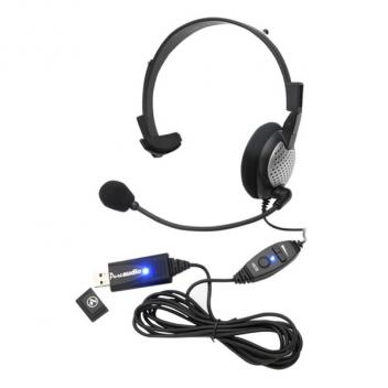 Andrea USB High Quality Digital Monural Headset