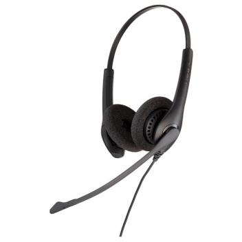 Jabra BIZ 1500 Duo QD Wired Headset