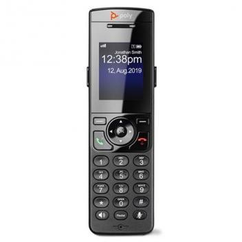 Polycom VVX D230 DECT IP Phone extra handset