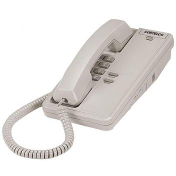 Cortelco Patriot II Pearl Gray Telephone