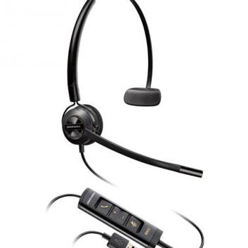 Plantronics ENCOREPRO HW545 USB Corded Headset