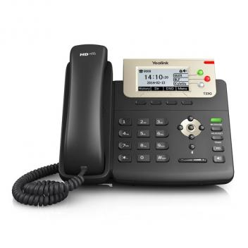 Yealink YEA-SIP-T23G IPv6 Professional Gigabit IP Corded Phone