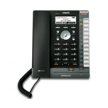 Vtech VT-VSP726 DECT 6.0 Caller ID ErisTerminal SIP Corded Desk Phone