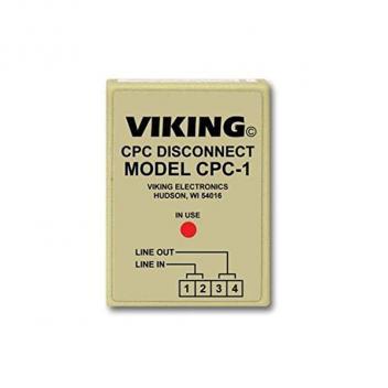 Viking VK-CPC-1  Electronics