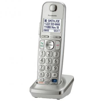 Panasonic KX-TGEA20S DECT 6.0 Additional Cordless Handset - Silver