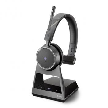 Plantronics Voyager 4210 USB-A 2-Way Base Wireless Bluetooth Headset