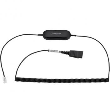 Jabra GN1218 AC 2M Attenuation Cable