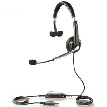 Jabra UC Voice 550 USB Mono Corded Headset Microsoft Lync/OC