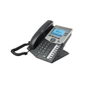 Cortelco Executive IP Phone (2 SIP) 8 DSS