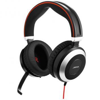Jabra Evolve 80 Stereo USB MS Corded Headset