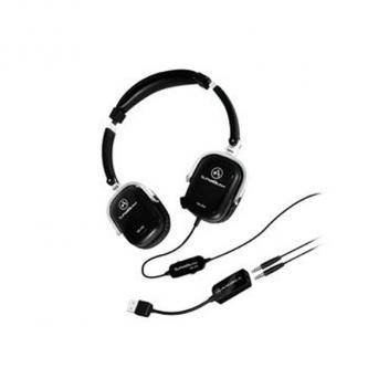 Andrea SB-405 Black Both Ear Headset with mic
