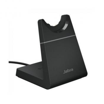 Jabra Evolve2 65 USB-C Desk Stand - Black
