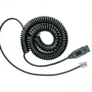 VXi QD 1029P RJ9 lower cord