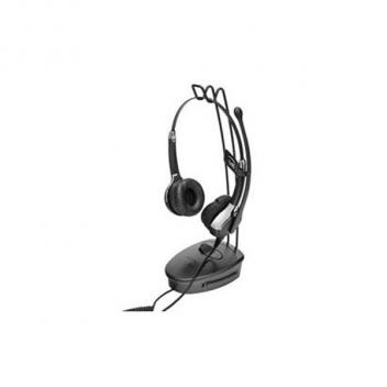 VXI ConneXt G 2-Way Desk Phone Corded Headset/PC Switch With G QD Lower Cor
