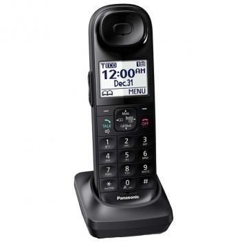 Panasonic KX-TGLA40B Extra Digital Cordless Handset - Black