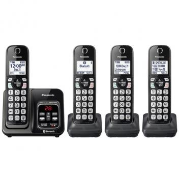 Panasonic KX-TGD564M Expendable Link2Cell Cordless Handsets