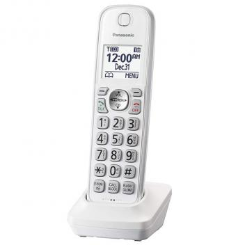 Panasonic KX-TGDA50W1 DECT 6.0 Caller ID Cordless Handset