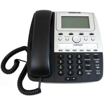 Cortelco 7 Series Line Powered Caller Id Telephone