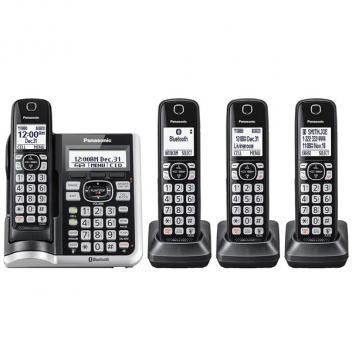Panasonic KX-TGF574S Link2Cell Bluetooth Cordless Handsets - 4HS