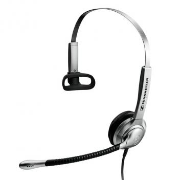 Sennheiser SH330 IP Wideband, Mono Headset with Noise Cancelling Mic