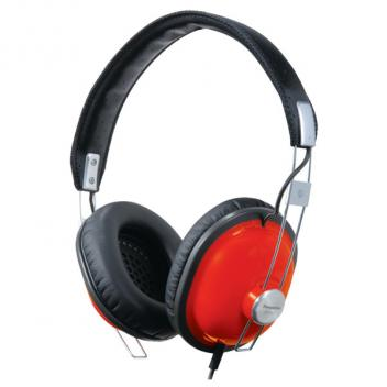 Panasonic Stereo Wired Headphone - Red