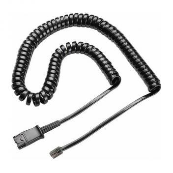 Plantronics Cable QD To Modular Phone Jack
