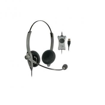 VXi TalkPro UC2 Binaural USB Headset (Passport 21 + X200)