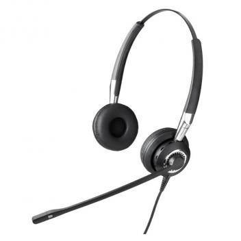 Jabra Biz 2400 IP Duo Corded Headset