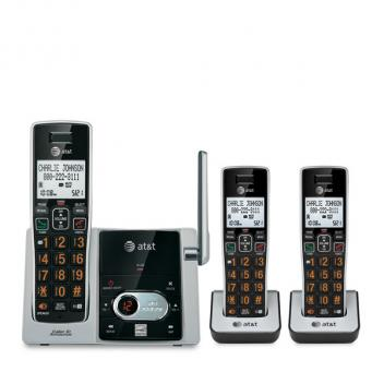 AT&T 3 Handset Answering System CID