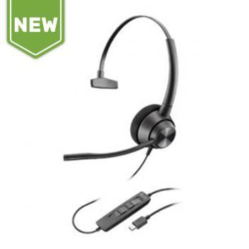 Plantronics ENCOREPRO EP310 USB-C Monaural Corded headset