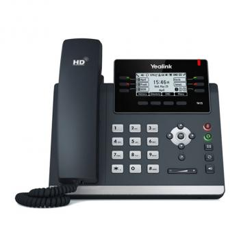 Yealink YEA-SIP-T41S United firmware IP Desk Corded Phone