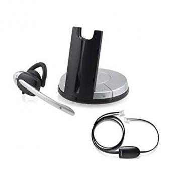 Jabra GN9350e Headset with Cisco HHC Cable