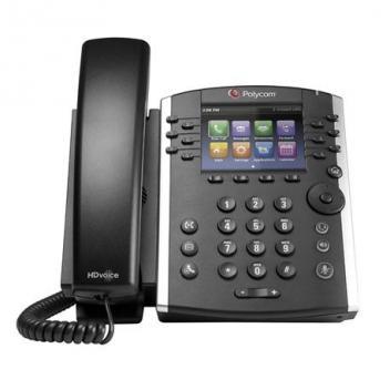 Polycom VVX 411 12-Line IP Phone Gigabit PoE