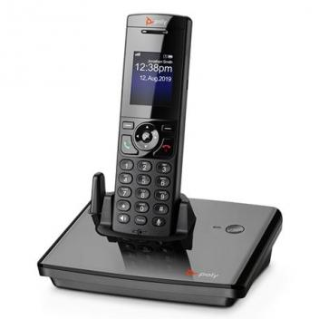 Polycom D230 DECT IP Phone and base bundle OBI