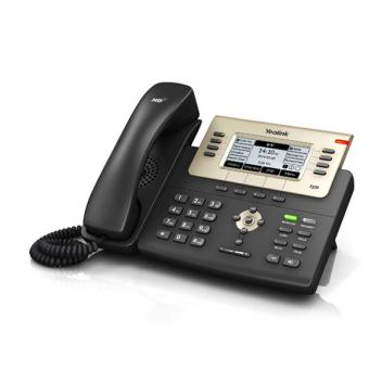 Yealink YEA-SIP-T27G LCD Backlit Display IP Corded Phone