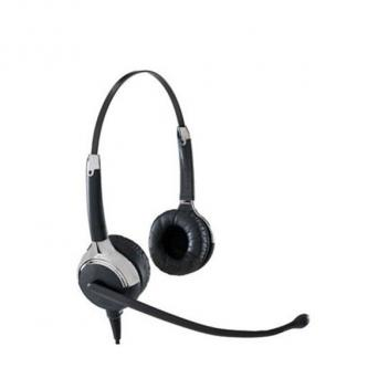 Vxi UC ProSet LUX Stereo 5031U Corded Headset + Bulk