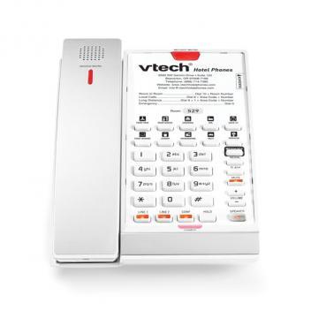 Vtech VTH-CTM-S2421-SP DECT 6.0 2 Line Expandable SIP Cordless Phone