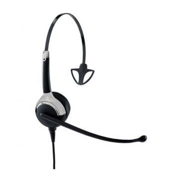 VXI UC ProSet 10P Over-the-head Mono Headset with N/C Microphone - Box