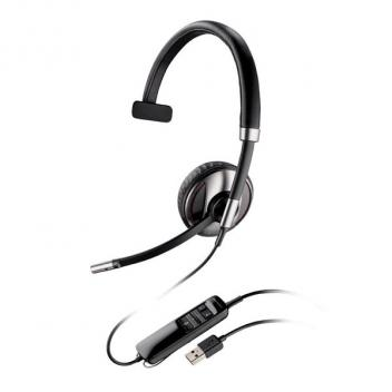 Plantronics Black-Wire C710-M Corded Headset