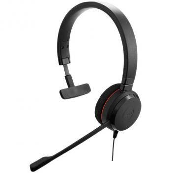 Jabra Evolve 20 UC Mono Corded Headset
